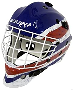Bauer NME Street Youth Hockey Goalie Mask - Youth(19.0 - 20.9) by Bauer