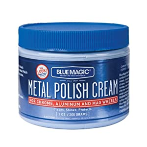 BlueMagic 400 Metal Polish Cream - 7 oz. from Blue Magic