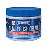 BlueMagic 400 Metal Polish Cream – 7 oz.