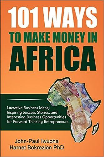101 Ways To Make Money In Africa