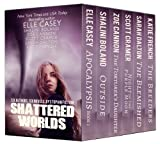 img - for Shattered Worlds: Six Dystopian Novels book / textbook / text book