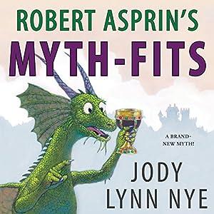 Robert Asprin's Myth-Fits Audiobook