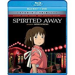 Spirited Away [Blu-ray]
