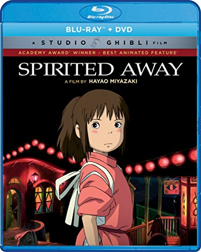 Blu-ray : Spirited Away (With DVD, Widescreen, 2 Pack, 2 Disc)