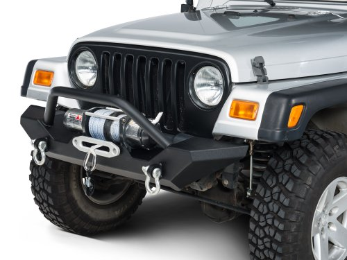 Barricade J20851 Trail Force HD Front Bumper (Front Bumper Wrangler 05 compare prices)