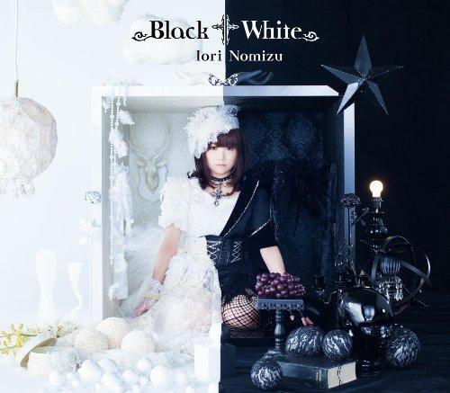野水いおり Black_White