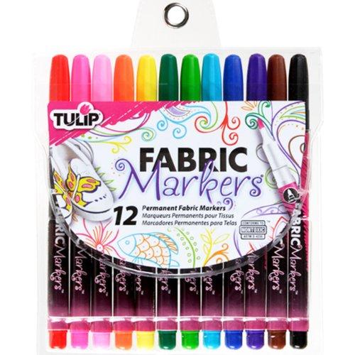 TULIP 266620 Fine Writers Marker, 12-Pack