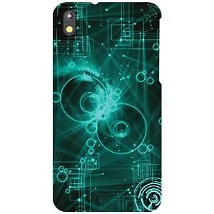 HTC Desire 816 Back Cover - Sparkle Designer Cases