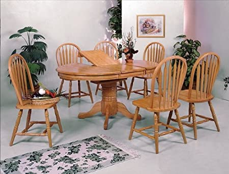 7PC Dining Table and Chairs Set