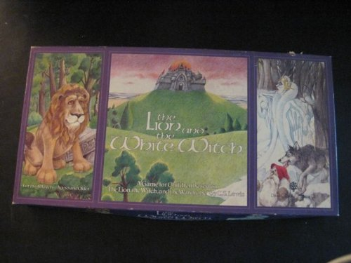 "THE LION AND THE WHITE WITCH: A Game for Children Based on ""The Lion, the Witch and the Wardrobe"" by C.S. Lewis - 1"