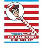 Where's Wally? The Magnificent Mini Box Set by Handford, Martin ( Author ) ON Oct-05-2009, Paperback Martin Handford