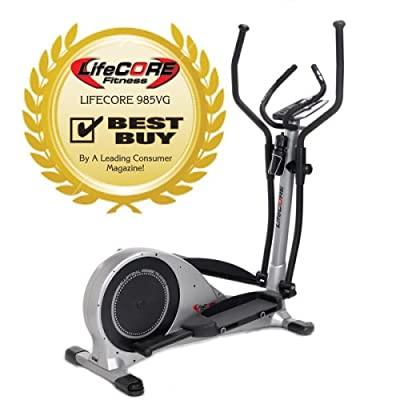 Lifecore LC-985VG Elliptical Trainer,sport-exercise