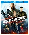 G.I. Joe: Retaliation Blu-ray DVD