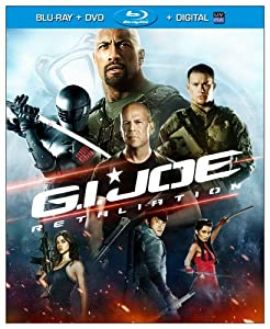 Gi Joe: Retaliation [Blu-ray] [Import]