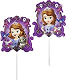 Wilton Industries 2113-2376 Sofia The First Fun Pix Cupcake Decor