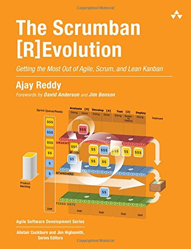 The Scrumban [R]Evolution: Getting the Most Out of Agile, Scrum, and Lean Kanban (Agile Software Development Series) (Kanban Software compare prices)
