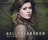 Mr. Know It All von Kelly Clarkson  								bei Amazon kaufen