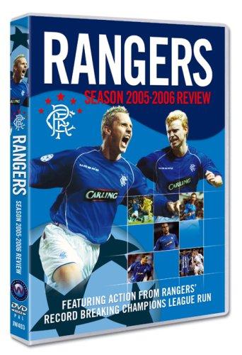 Rangers - Season 2005-2006 Review [DVD]