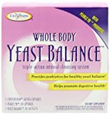 Enzymatic Therapy Whole Body Yeast Balance 1 Kit,  Boxes