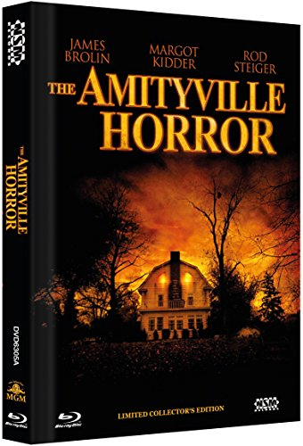 Amityville Horror 1979 - uncut [Blu-Ray+DVD] auf 555 limitiertes Mediabook Cover A [Limited Collector's Edition] [Limited Edition]