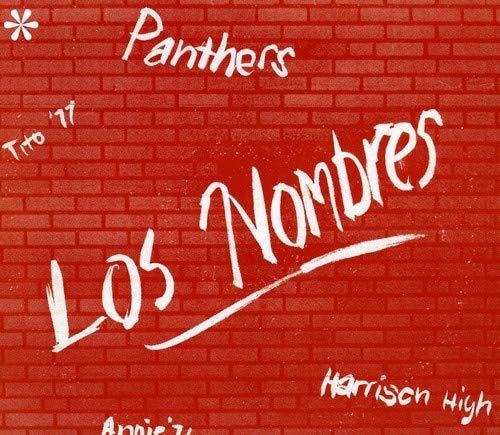CD : LOS NOMBRES - Nombres