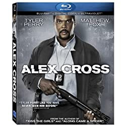 Alex Cross [Blu-ray + Digital Copy + UltraViolet]