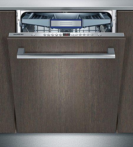 Siemens SN65M091EU Fully built-in 14places A++ Acier inoxydable lave-vaisselle - laves-vaisselles (Entièrement intégré, A, A++, Acier inoxydable)