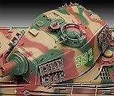 Revell-03249-Tiger-II-AusfB-Henschel-Turret-im-Mastab-135