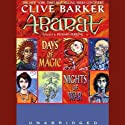 Abarat: Days of Magic, Nights of War (       UNABRIDGED) by Clive Barker Narrated by Richard Ferrone