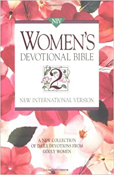 niv women s devotional bible 2 a new collection of daily