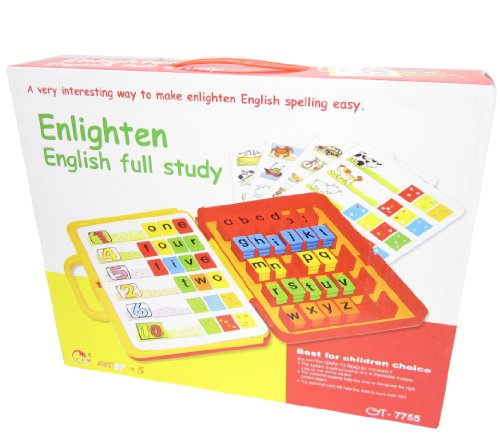 51cPsi57JrL Cheap  GSI Quality Educational Intelli Alphabet Series ABC Learning Cards Block Game   For Young Children