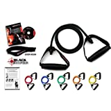 Ripcords Exercise Bands - Black Sniper Edition Exercise Kit (with DVD)by Ripcords