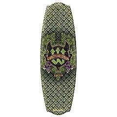 Buy Kwik Tek World Industries Devil'S Crest Wakeboard, 141cm by Kwik Tek