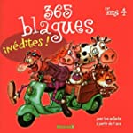 365 blagues in�dites ! - Tome 4 - Pou...