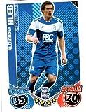 Alexander HLEB Birmingham Individual Match Attax 2010/11 Trading Card
