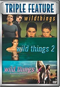 Wild Things/Wild Things 2/Wild Things: Diamonds In The Rough Triple Feature (Dvd) (2008)