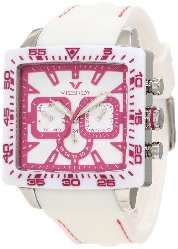 Viceroy - 432101-95 - Montre Mixte - Quartz Analogique - Bracelet Caoutchouc
