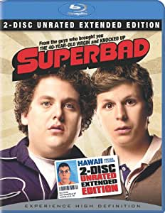 Superbad (2pc) (Unrated) (Ws Dub Exed Spec Sub) [Blu-ray] [2007] [US Import]