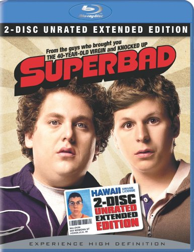 SuperПерцы / Superbad (2007) BDRip 1080p от HQ-ViDEO | Unrated Extended Edition | 10.78 GB