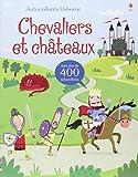 Chevaliers et ch�teaux: Avec plus de 400 autocollants
