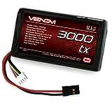 Venom 5C 3S 3000mAh 11.1 Transmitter LiPO Battery for Airtronics Sanwa MX3