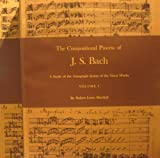 Compositional Process of J.S. Bach (Princeton Studies in Music) (2 Volume Set) (0691091137) by Marshall, Robert L.