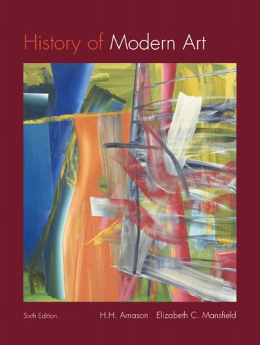 History of Modern Art (Paper cover) (6th Edition)