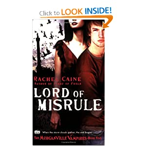 Amazon.com: Lord of Misrule (Morganville Vampires, Book 5 ...