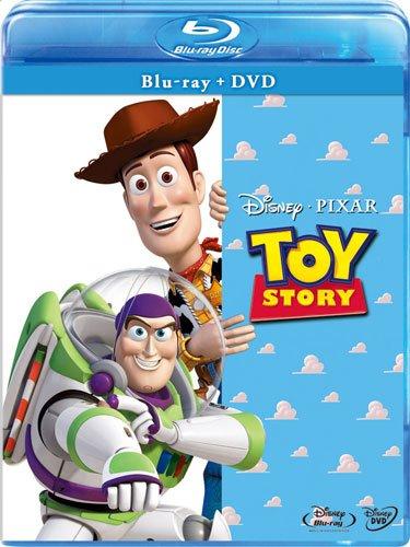 トイ・ストーリー ブルーレイ(本編DVD付) [Blu-ray]