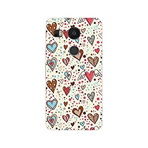 LG Nexus 5x Cover, Premium Quality Designer Printed 3D Lightweight Slim Matte Finish Hard Case Back Cover for LG Nexus 5x - Giftroom-1173