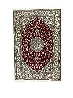 Eden Carpets Alfombra Nain K Rojo/Multicolor 300 x 198 cm
