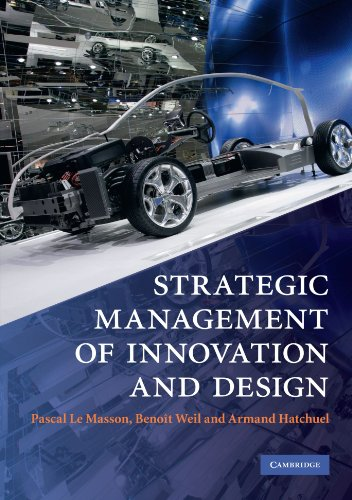 Strategic Management of Innovation and Design Paperback