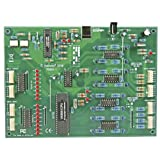 Extended USB Interface Board, Assembled
