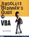 51cQ9EuB7TL. SL160  Absolute Beginners Guide to VBA Reviews
